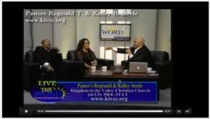 Pastors Reginald T. & Kelley B. Steele on the Word Network