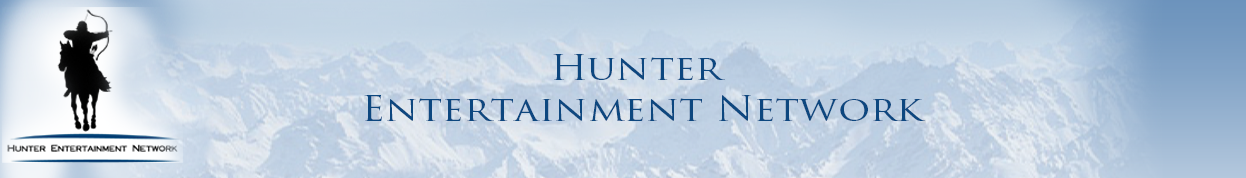 Hunter Entertainment Network Logo